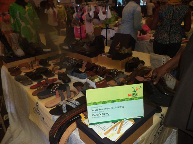 Leather works from Yasco Footwear Technology