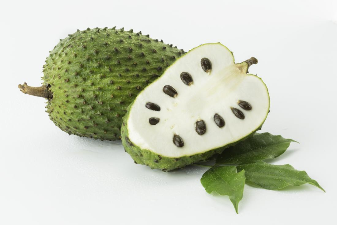 Soursop – a sweet fruit that grows well in the tropical conditions of southern Nigeria