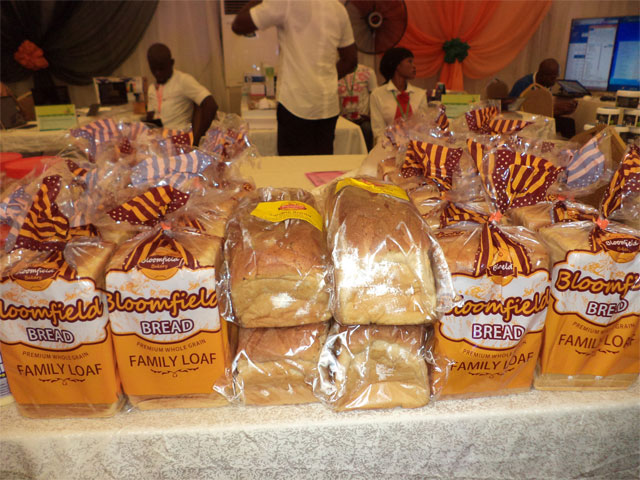 Baked foods from Bloomfield Foods Limited