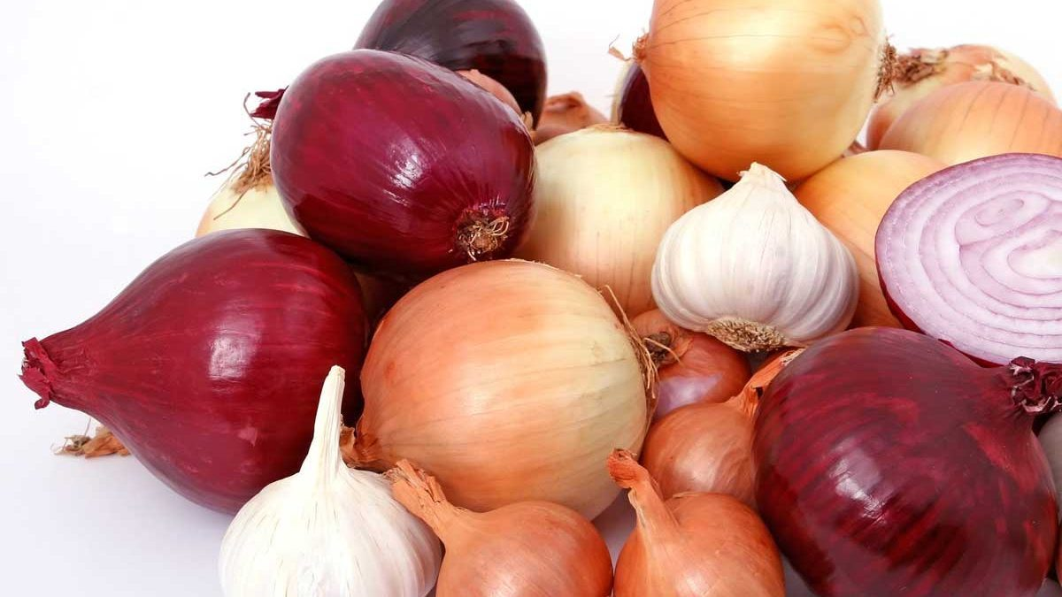 6 Reasons Onions Should Be Part Of Your Everyday Meal